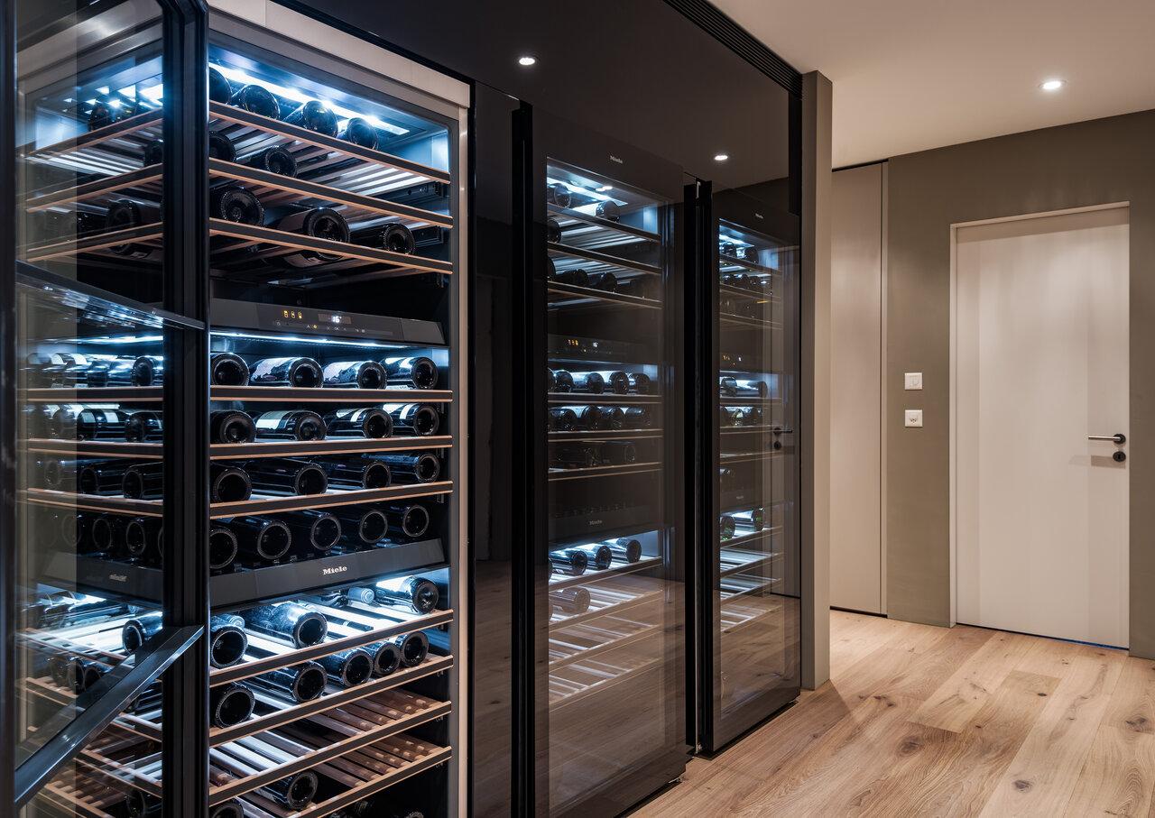Weinklimaschränke - Privater Weinklimaschrank